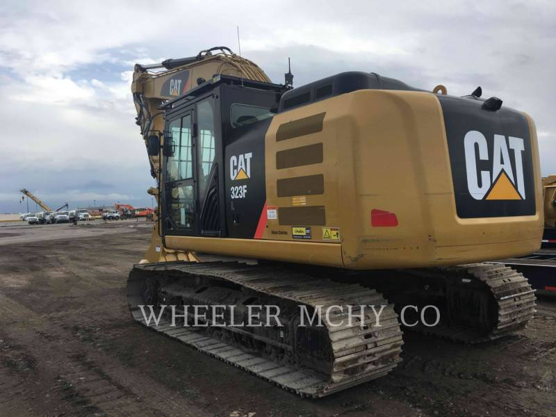 CATERPILLAR EXCAVADORAS DE CADENAS 323F L CF equipment  photo 5