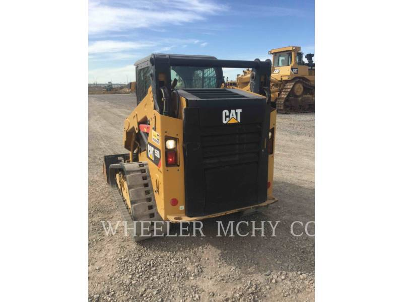 CATERPILLAR MULTI TERRAIN LOADERS 259D C3-H2 equipment  photo 3