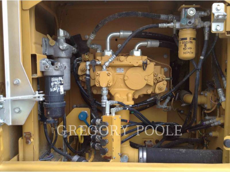 CATERPILLAR KETTEN-HYDRAULIKBAGGER 320E/HYD equipment  photo 13