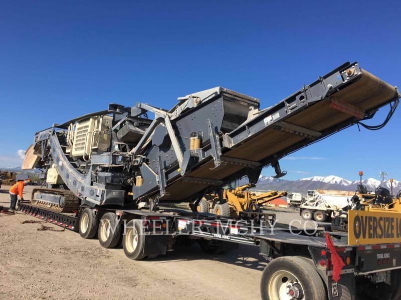 METSO CONCASOARE LT1213S equipment  photo 1