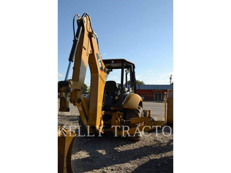 CATERPILLAR CHARGEUSES-PELLETEUSES 415F2ST equipment  photo 3