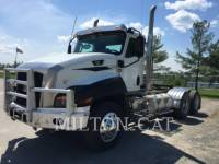 Equipment photo CATERPILLAR CT660 L HT CAMIONS ROUTIERS 1