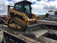 CATERPILLAR CHARGEURS TOUT TERRAIN 259D C3-H2 equipment  photo 1
