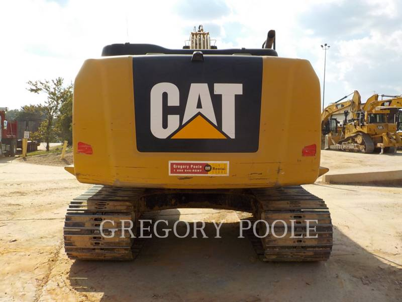 Caterpillar EXCAVATOARE PE ŞENILE 320E L equipment  photo 13