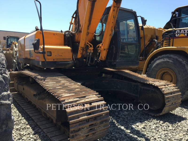 HYUNDAI ESCAVADEIRAS R360LC equipment  photo 8