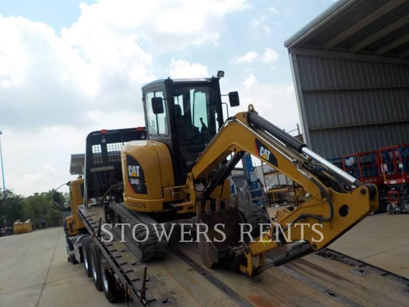 CATERPILLAR TRACK EXCAVATORS 304E2 CAB equipment  photo 4