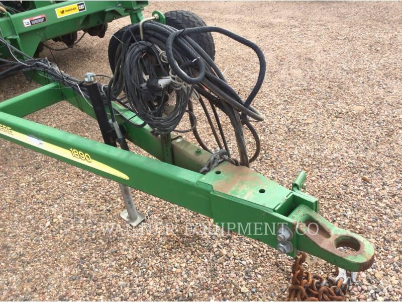 DEERE & CO. Matériel de plantation 1890 equipment  photo 20