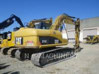 CATERPILLAR TRACK EXCAVATORS 315C L equipment  photo 3