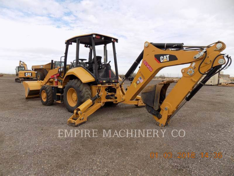 CATERPILLAR BAGGERLADER 420F2 4EO equipment  photo 3
