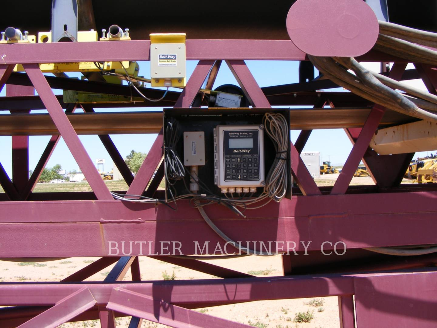 Detail photo of 2012 Masaba RADIAL STACKER from Construction Equipment Guide