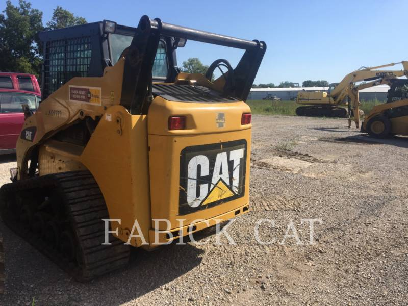 CATERPILLAR MULTI TERRAIN LOADERS 257B2 C3 equipment  photo 8