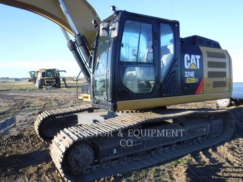 CATERPILLAR PELLES SUR CHAINES 324E L equipment  photo 2
