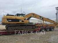 CATERPILLAR TRACK EXCAVATORS 329D LR equipment  photo 1
