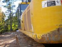 JOHN DEERE TRACK EXCAVATORS 350D LC equipment  photo 9