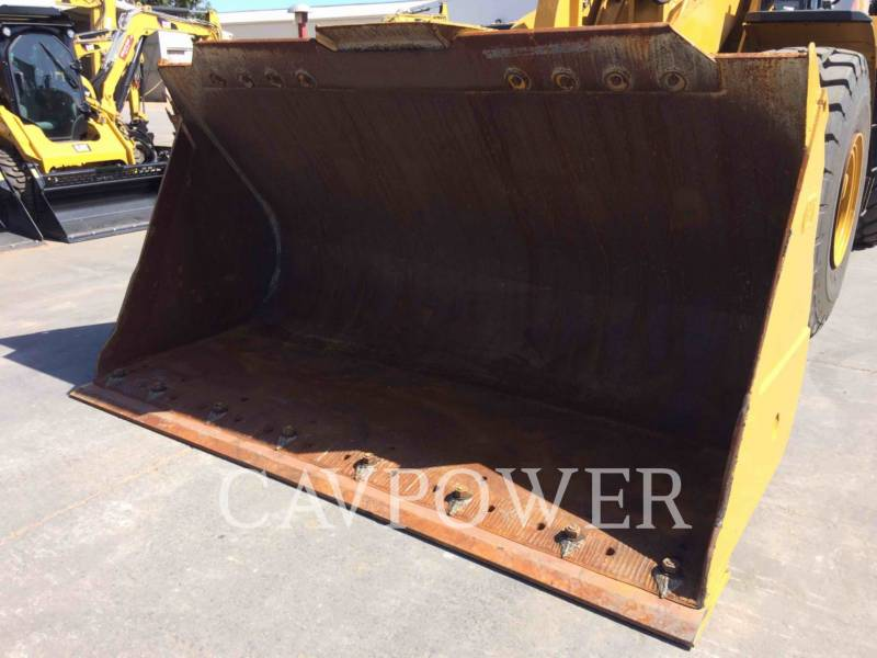 CATERPILLAR CARGADORES DE RUEDAS 972 K equipment  photo 11