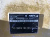 CATERPILLAR CHARGEURS SUR PNEUS/CHARGEURS INDUSTRIELS 938K equipment  photo 5