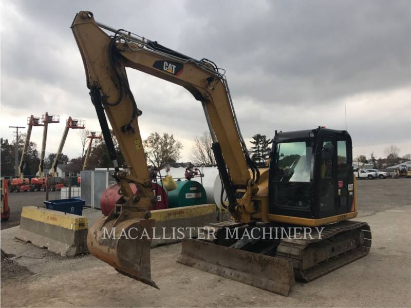 CATERPILLAR KOPARKI GĄSIENICOWE 308E2CRSB equipment  photo 1