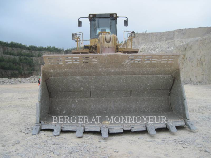CATERPILLAR CARGADORES DE RUEDAS 992G equipment  photo 1