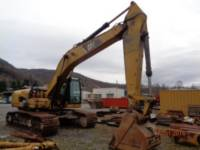 CATERPILLAR トラック油圧ショベル 329DL equipment  photo 2