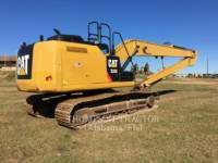 CATERPILLAR TRACK EXCAVATORS 320EL LR equipment  photo 7