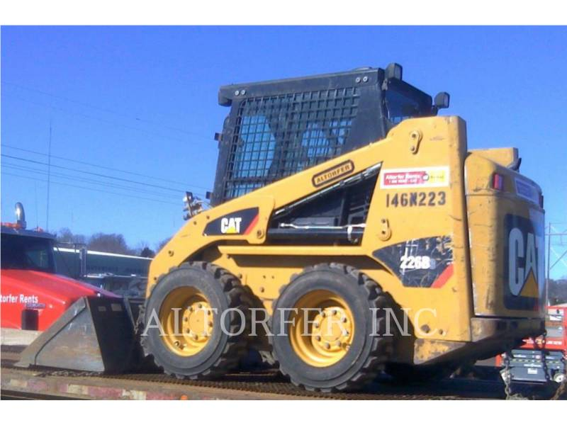 CATERPILLAR MINICARGADORAS 226B3 SA equipment  photo 2