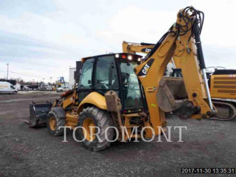 CATERPILLAR バックホーローダ 420EIT equipment  photo 4