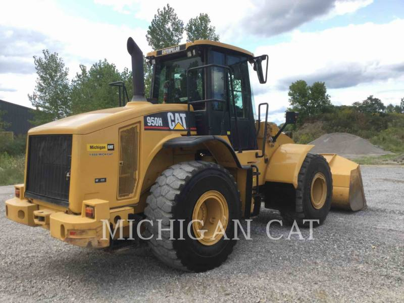 CATERPILLAR WHEEL LOADERS/INTEGRATED TOOLCARRIERS 950H LS equipment  photo 4