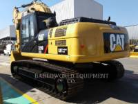 Equipment photo CATERPILLAR 329DL トラック油圧ショベル 1
