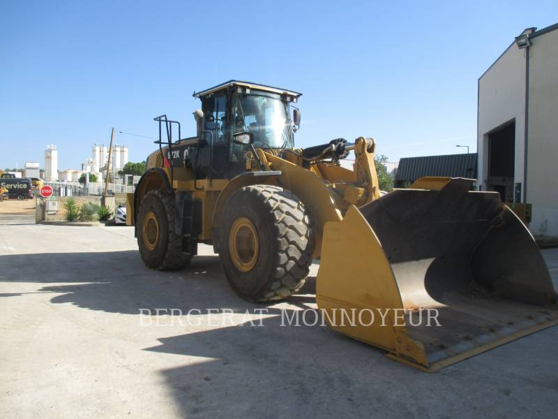 CATERPILLAR RADLADER/INDUSTRIE-RADLADER 972K equipment  photo 8