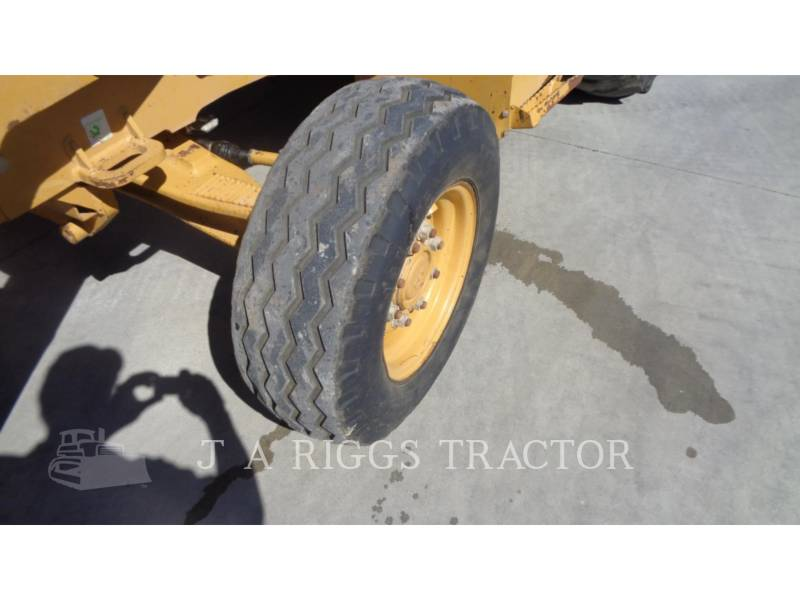 CATERPILLAR BACKHOE LOADERS 416E 2A equipment  photo 8