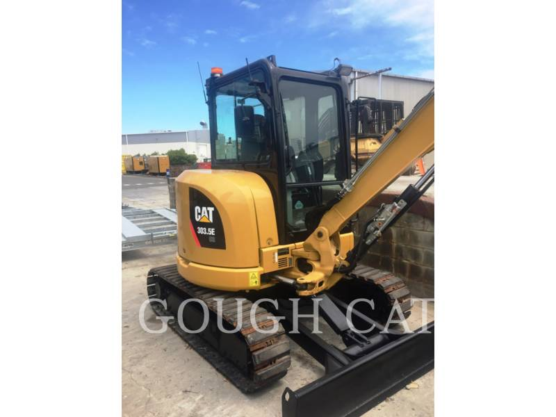 CATERPILLAR PELLES SUR CHAINES 303.5ECR equipment  photo 2