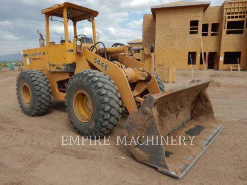 JOHN DEERE CARGADORES DE RUEDAS 544E equipment  photo 6