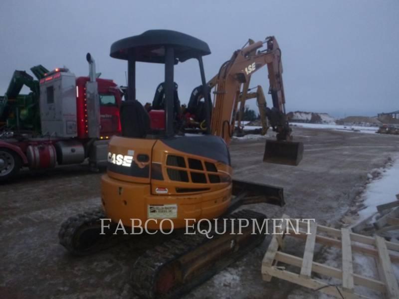 Carcasă EXCAVATOARE PE ŞENILE CX 36B equipment  photo 3