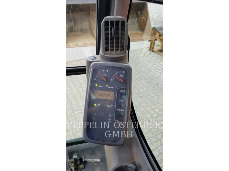 HITACHI TRACK EXCAVATORS CX225US equipment  photo 19