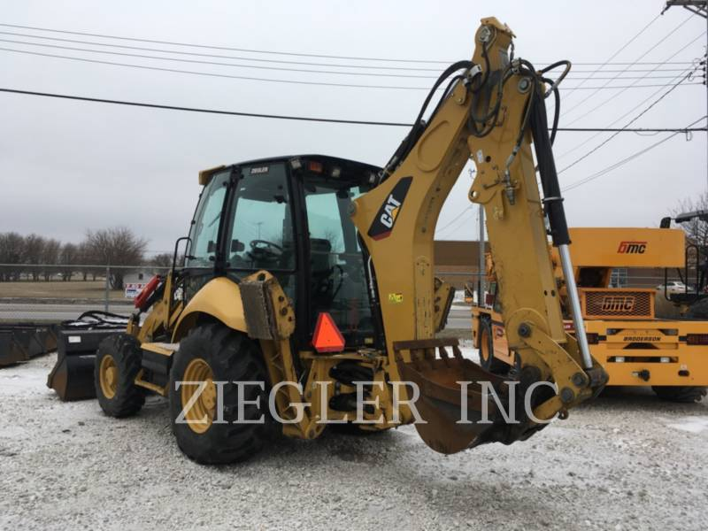 CATERPILLAR BACKHOE LOADERS 420FITH2 equipment  photo 2