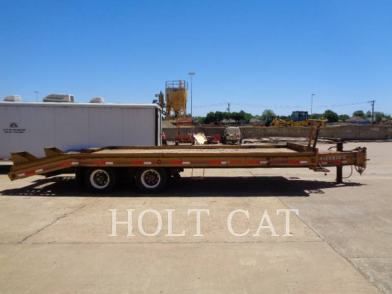 INTERSTATE TRAILERS TRAILERS 40DLA equipment  photo 2