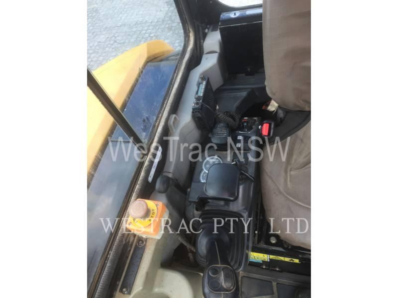 CATERPILLAR TRACK EXCAVATORS 305.5DCR equipment  photo 8