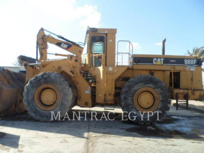 CATERPILLAR WHEEL LOADERS/INTEGRATED TOOLCARRIERS 988F equipment  photo 5