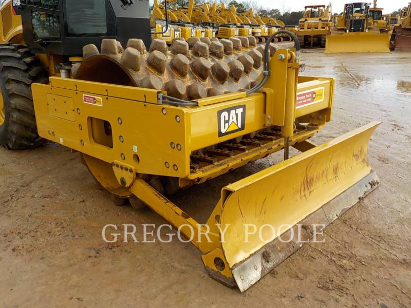 CATERPILLAR VIBRATORY SINGLE DRUM PAD CP-56B equipment  photo 6