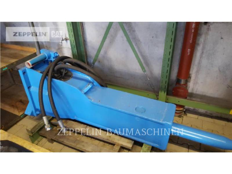 KRUPP HERRAMIENTA DE TRABAJO - MARTILLO HM580 Krupp Hammer equipment  photo 3