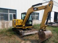 CATERPILLAR BERGBAU-HYDRAULIKBAGGER 306E2 equipment  photo 12