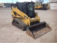 CATERPILLAR CARGADORES MULTITERRENO 257B3 A2Q equipment  photo 2