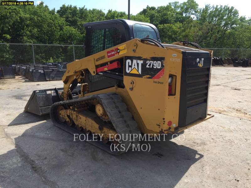 CATERPILLAR CHARGEURS COMPACTS RIGIDES 279DSTD2CA equipment  photo 3