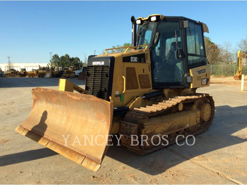CATERPILLAR TRACK TYPE TRACTORS D3K2 XL AC equipment  photo 1