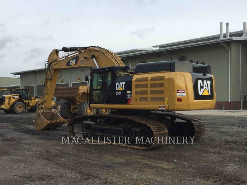 CATERPILLAR TRACK EXCAVATORS 352F equipment  photo 3