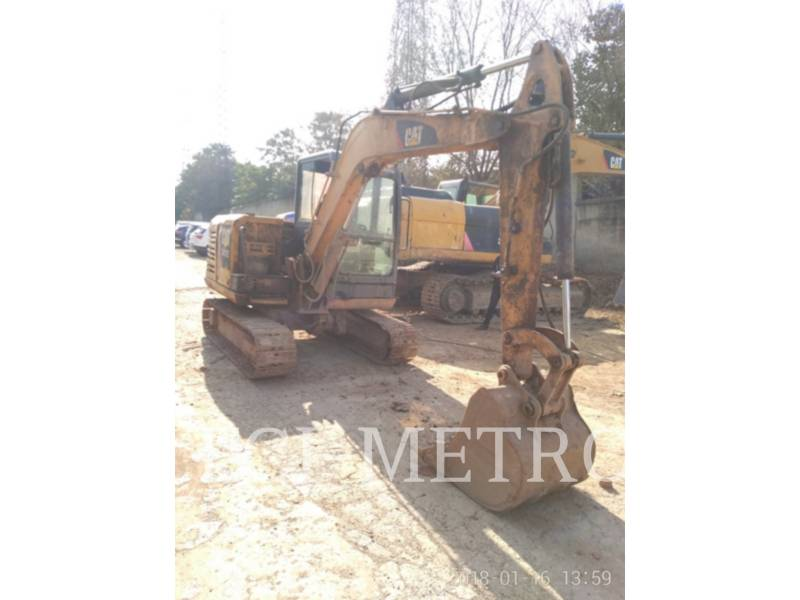 CATERPILLAR ESCAVATORI CINGOLATI 305.5 E CR equipment  photo 2