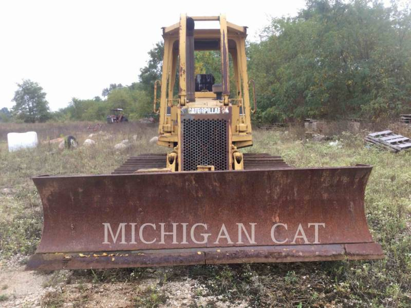 CATERPILLAR TRACK TYPE TRACTORS D4CIIILGP equipment  photo 2
