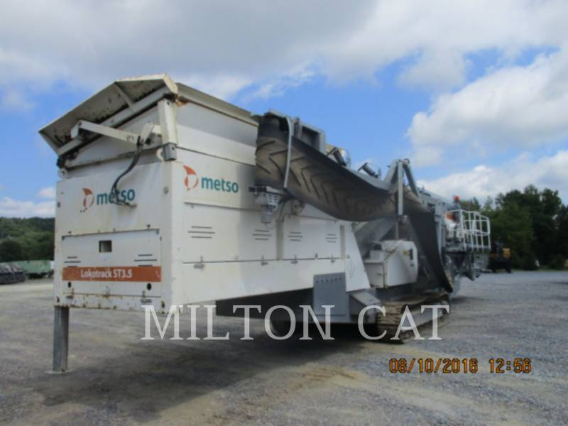 METSO CRIBAS ST3.5 equipment  photo 5