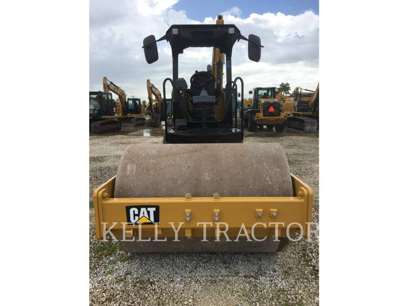 CATERPILLAR COMPACTEUR VIBRANT, MONOCYLINDRE LISSE CS44B equipment  photo 8