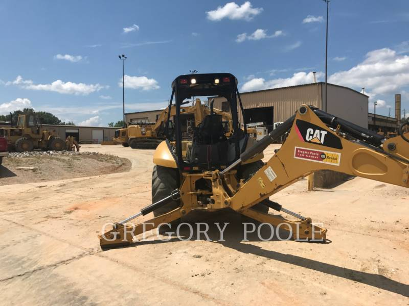 CATERPILLAR BACKHOE LOADERS 416E/4MT equipment  photo 8